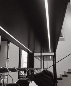 MACROLUX MTO_12 Profilo in Alluminio