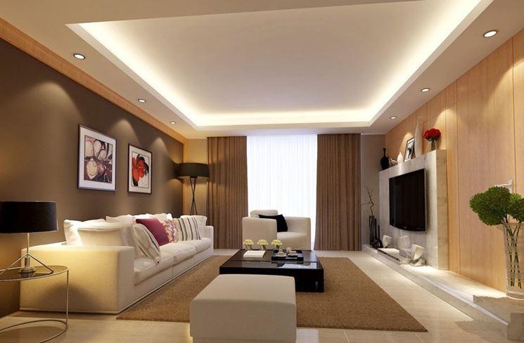 Semplici idee per illuminare il soggiorno news light