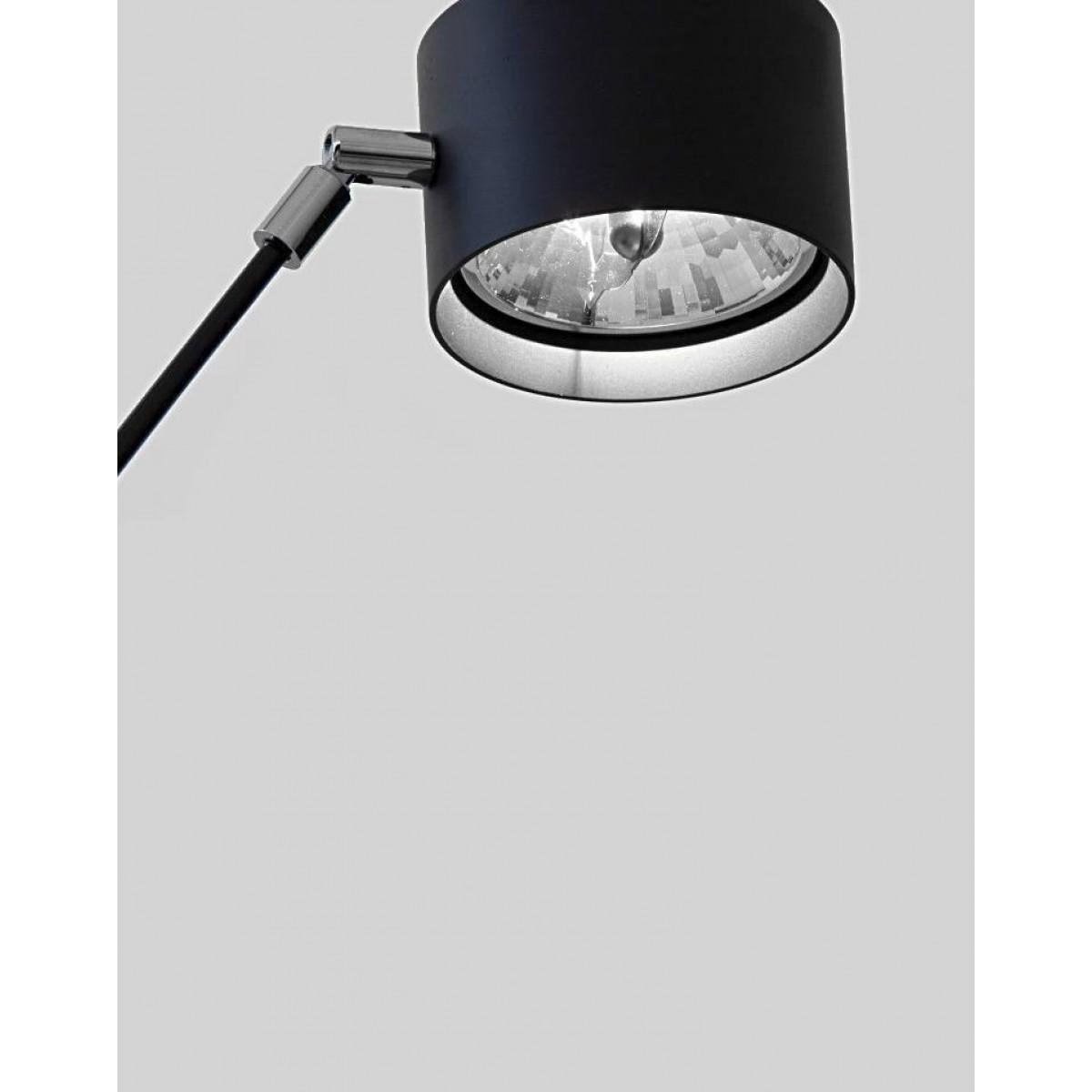 Davide Groppi Sampei 230 LED Lampada da terra per interni - Light41