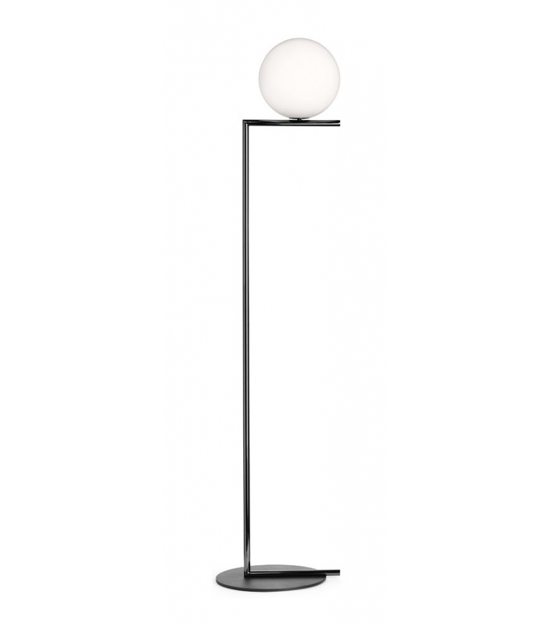 FLOS IC Lights F1 Lampada da Terra - light41